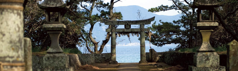 氧生活一樣的旅遊<br /> 小値賀島