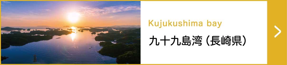 九十九島湾(長崎県)